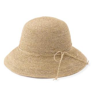 ムジルシリョウヒン(MUJI (無印良品))の無印良品 キャペリン(麦わら帽子/ストローハット)