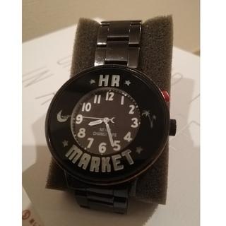 HOLLYWOOD RANCH MARKET - 難あり ハリウッドランチマーケット 腕時計 ネオンウォッチ
