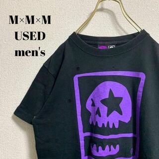 マジカルモッシュミスフィッツ(MAGICAL MOSH MISFITS)のMAGICAL MOSH MISFITS メンズ 半袖Tシャツ ビッグロゴ(Tシャツ/カットソー(半袖/袖なし))