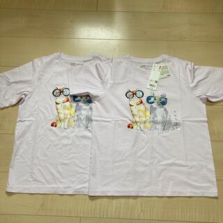UNIQLO - 2枚セットポール&ジョーTシャツLサイズ
