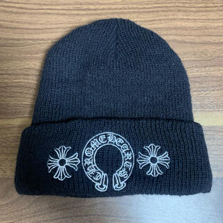 クロムハーツ(Chrome Hearts)のクロムハーツ ニット帽(ニット帽/ビーニー)