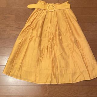 トッコ(tocco)のトッコクローゼット スカート(ひざ丈スカート)