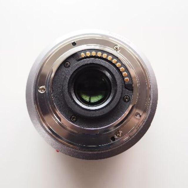 Panasonic(パナソニック)のルミックス G 20mm/F1.7 ASPH. H-H020 スマホ/家電/カメラのカメラ(レンズ(単焦点))の商品写真