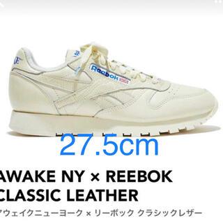 AWAKE - Awake NY Reebok Classic Leather 27.5