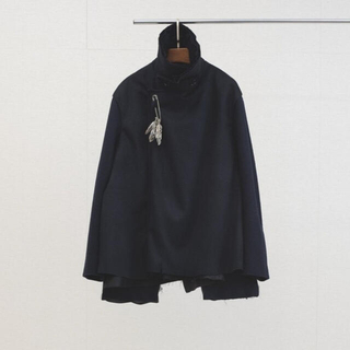 COMME des GARCONS - keisuke yoshida 21aw pea coat