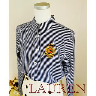 Ralph Lauren - Ralph Laurenストライプシャツ