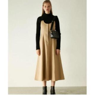 マウジー(moussy)のmoussy BAND FLARE ドレス (ロングワンピース/マキシワンピース)
