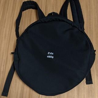 ズッカ(ZUCCa)のZUCCa 丸型リュック ブラック / zucca ズッカ リュック(リュック/バックパック)