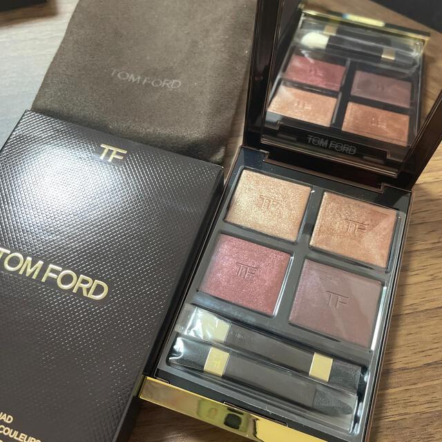 TOM FORD(トムフォード)のトムフォード アイシャドウ  04 ハネムーン コスメ/美容のベースメイク/化粧品(アイシャドウ)の商品写真
