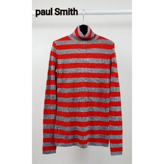 ポールスミス(Paul Smith)の美品♪(M) Paul Smith タートルネックセーター(ニット/セーター)