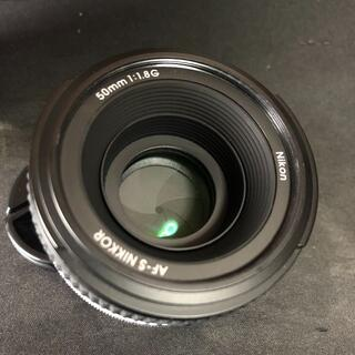 Nikon - Nikon 単焦点レンズ AF-S NIKKOR 50mm f/1.8G