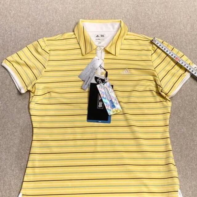 adidas(アディダス)のアディダスゴルフ ゴルフウェアー レディース M 新品 スポーツ/アウトドアのゴルフ(ウエア)の商品写真