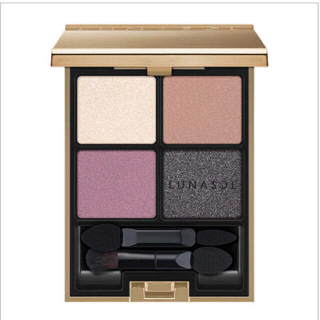 LUNASOL(ルナソル)のルナソル 裁縫職人 アイカラーレーション EX16 Lavender Satin コスメ/美容のベースメイク/化粧品(アイシャドウ)の商品写真
