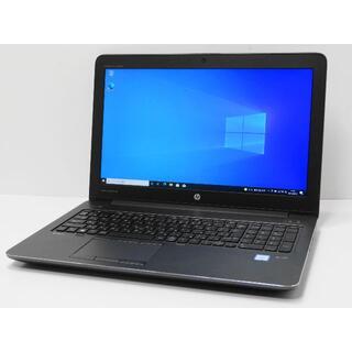 HP - HP ZBook 15 G3 Core i7 6700HQ SSD256G+1T