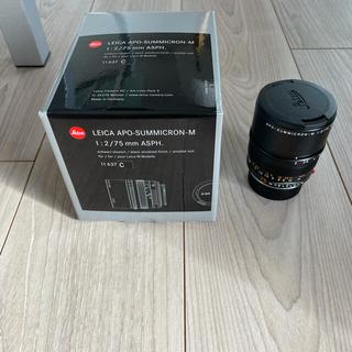 LEICA - 再出品 Leica apo summicron 75mm 6bit