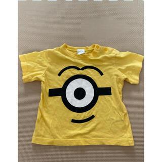 ユニバーサルスタジオジャパン(USJ)のユニバ ミニオン Tシャツ 90cm(Tシャツ/カットソー)