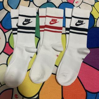 NIKE - NIKE ナイキ エッセンシャル ソックス 靴下 3足セット