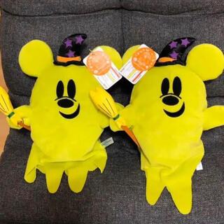 Disney - ディズニー ハロウィン 2019 ミッキー おばけ パペット ゴースト セット