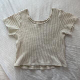 カスタネ(Kastane)の【Kastane】ミニTシャツ♡(Tシャツ(半袖/袖なし))