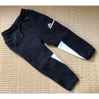 adidas - アディダスジャージパンツ 100ブラック