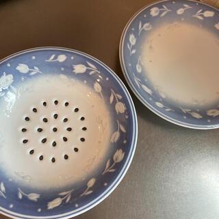 PRIVATE LABEL - プライベートレーベル 水切り皿 2枚セット
