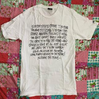 STUSSY - stussy Tシャツ Mサイズ