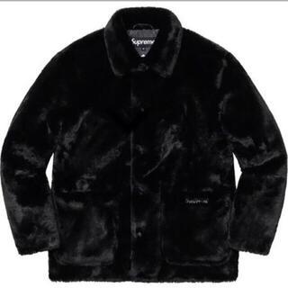 シュプリーム(Supreme)のL 21aw Supreme 2-Tone Faux Fur Shop Coat(その他)