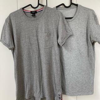 フォーエバートゥエンティーワン(FOREVER 21)のフォーエバー21 ユニクロ メンズTシャツ 2点セット(Tシャツ/カットソー(半袖/袖なし))