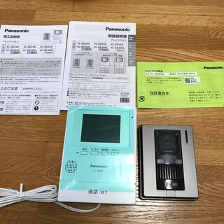 Panasonic - PanasonicインターホンVL-ME30