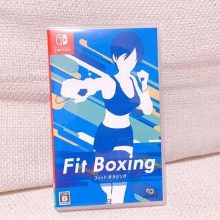 Nintendo Switch - フィットボクシング