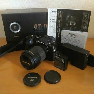 OLYMPUS - オリンパス  OM-D E-M1mark2 元箱付 14-150mmレンズセット