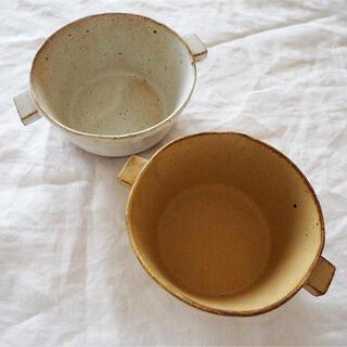 クラフト石川 萬古焼 スープ カップ 陶器 作家