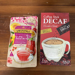 KALDI - 紅茶セット コーヒー カルディ トワイニング