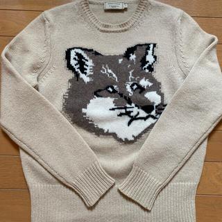 MAISON KITSUNE' - Maison kitsune メゾンキツネ セーター S