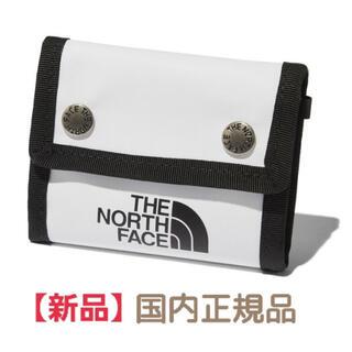 ザノースフェイス(THE NORTH FACE)のノースフェイス THENORTHFACE ドットワレット NM82080 WK(折り財布)