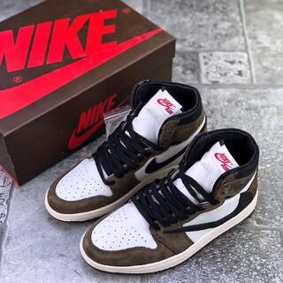 TravisScott × Fragment  Nike Air Jordan1