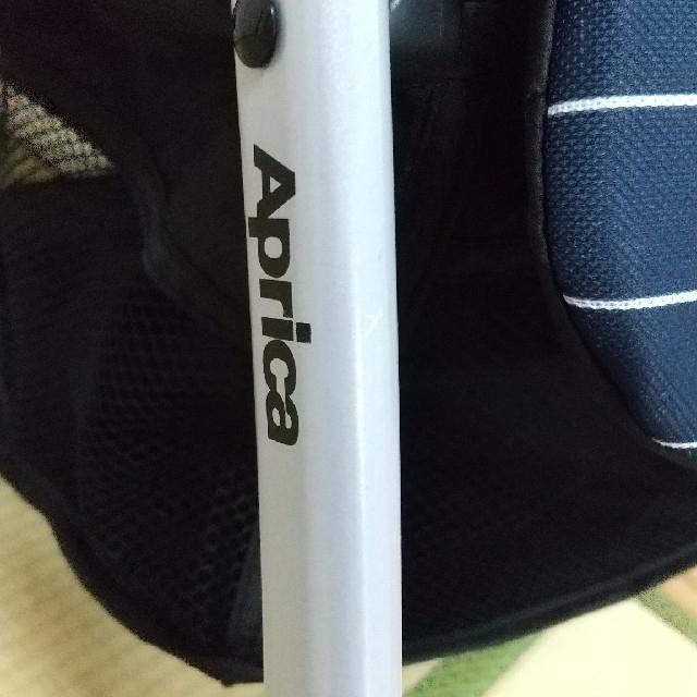 Aprica(アップリカ)のアップリカ B型ベビーカー マジカルエアー AE キッズ/ベビー/マタニティの外出/移動用品(ベビーカー/バギー)の商品写真