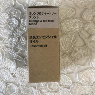 MUJI (無印良品) - 無印良品消臭エッセンシャルオイルオレンジ&ティートリーブレンド