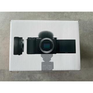 SONY - SONY ZV-E10 レンズキット ブラック 新品未使用