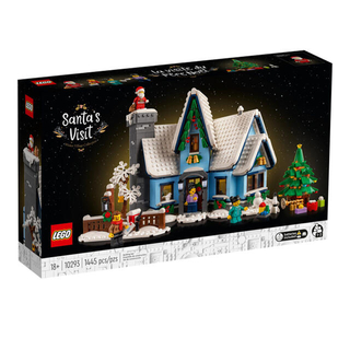 Lego - LEGO レゴ サンタ クリスマス 10293