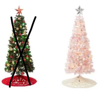 フランフラン(Francfranc)のFrancfranc ピンク クリスマスツリー(その他)