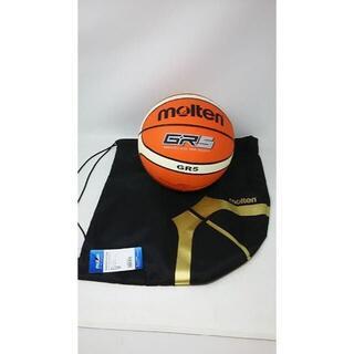 モルテン(molten)のモルテン バスケットボール5号球 オレンジ マルチバッグ セット(バスケットボール)