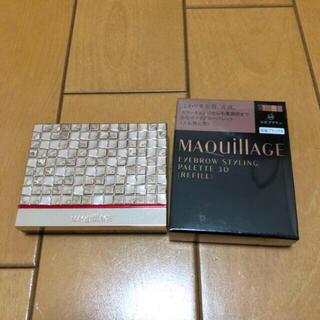 マキアージュ(MAQuillAGE)のマキアージュ/アイブロウ(パウダーアイブロウ)