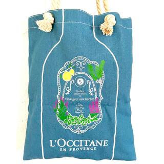 ロクシタン(L'OCCITANE)の[新品未使用]ロクシタンデニムトートバッグ(トートバッグ)