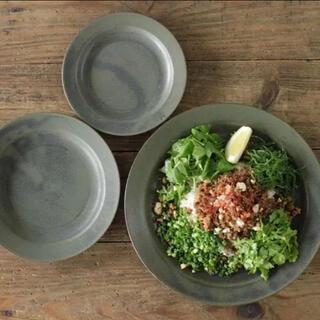 ミナペルホネン(mina perhonen)のオクシモロン イイホシユミコ Lサイズ2枚セット(食器)