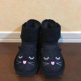BeBe - べべ ブーツ ネコ