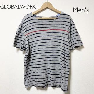 グローバルワーク(GLOBAL WORK)のボーダー Tシャツ GLOBAL WORK(Tシャツ/カットソー(半袖/袖なし))