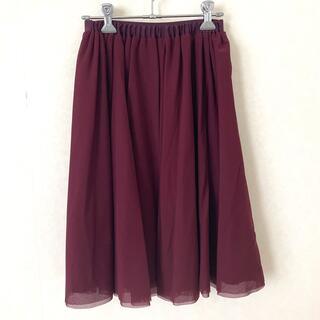 エムプルミエ(M-premier)のエムプルミエ   m-premier スカート (ひざ丈スカート)