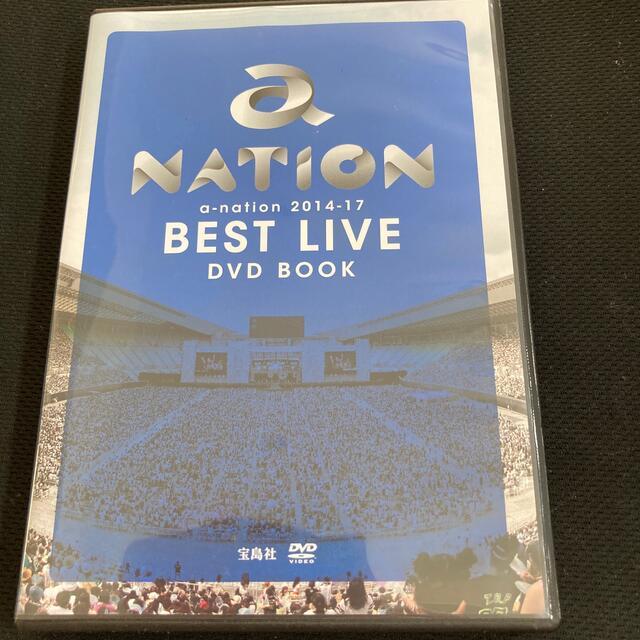 a nation 2014-17 BEST LIVE エンタメ/ホビーのDVD/ブルーレイ(ミュージック)の商品写真