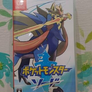 Nintendo Switch - ポケットモンスター ソード nintendo switch
